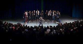 Penn Masala - Penn Masala concert at the World Congress Center in Atlanta, Georgia