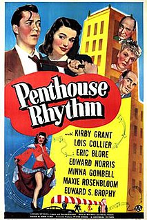 <i>Penthouse Rhythm</i> film
