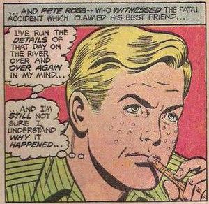 Pete Ross - Image: Pete ross teen