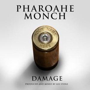 Damage (Pharoahe Monch song) - Image: Pharoahe Monch, Damage, single artwork, Sep 2012