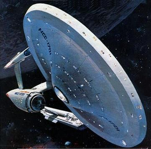 Star Trek: Phase II - The Phase II Enterprise