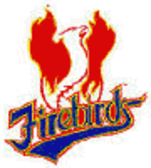 Phoenix Firebirds - Image: Phoenix Firebirds Logo