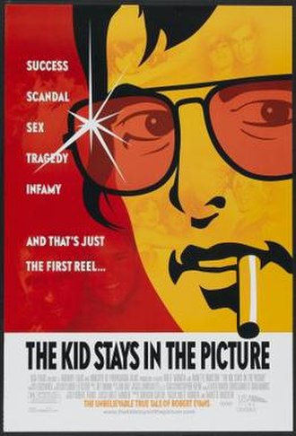 The Kid Stays in the Picture - Image: Poster of the movie The Kid Stays in the Picture
