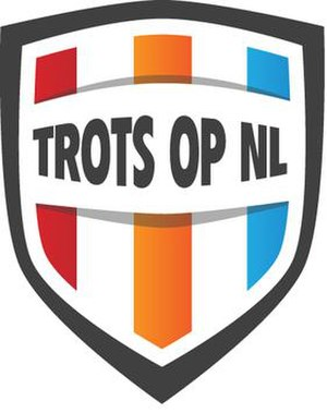 Trots op Nederland - Image: Proud of the Netherlands