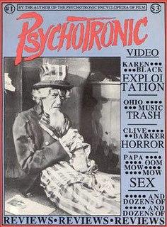 <i>Psychotronic Video</i>