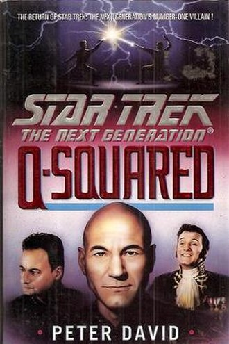 Q-Squared - Cover of the first edition
