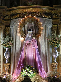 Our Lady of the Good Event Marian apparition occurring in 16th-century Ecuador
