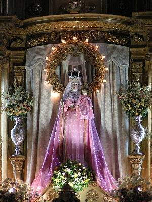 Blessed Virgin Mary also known as Lady of Good...