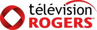 TV Rogers - Former logo
