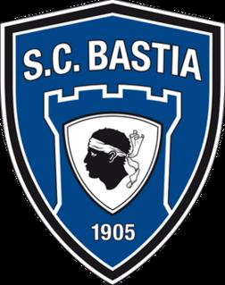 SC Bastia Association football club in Furiani, France