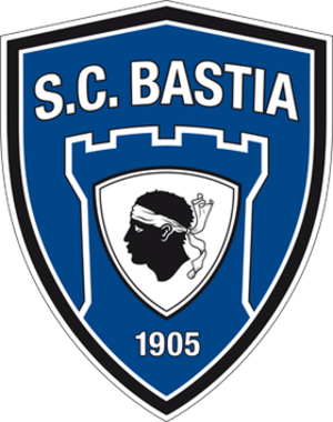 SC Bastia - Logo