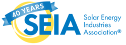 logo of SEIA