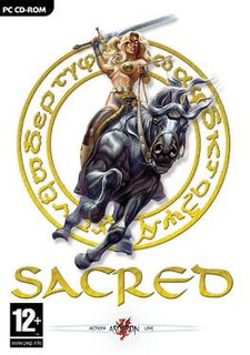 <i>Sacred</i> (video game) 2004 video game