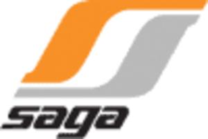 Saga Petroleum - Image: Saga Petroleum logo