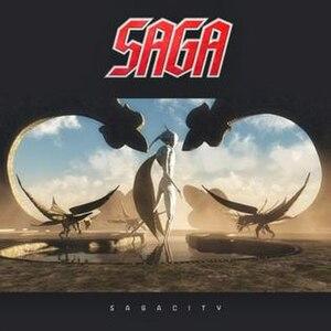 Sagacity (Saga album) - Image: Sagacity Saga