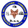 Official seal of Willistown Township