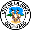 Official seal of La Junta, Colorado