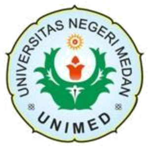 State University of Medan - Seal of the State University of Medan