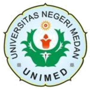 State University of Medan - Seal of the State University of Medan