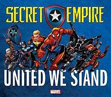 Secret Empire (comics) - Wikipedia