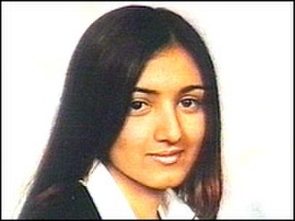 Murder of Shafilea Ahmed - Shafilea Ahmed