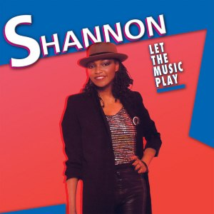 Let the Music Play (Shannon album) - Image: Shannon Let the Music Play album