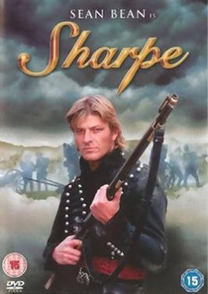 Sharpe (TV series) - Series DVD artwork