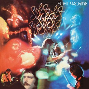 Softs (album) - Image: Soft Machine Softs