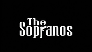 <i>The Sopranos</i> American television series 1999-2007
