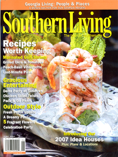 <i>Southern Living</i> American magazine