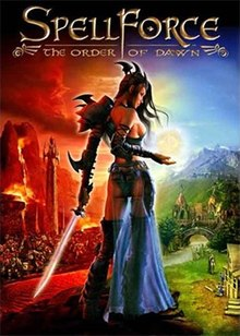 Spellforce - The Order of Dawn Coverart.jpg