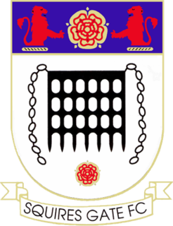 Squires Gate F.C. Association football club in England