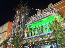 Sri Lakshmi Hayagriva Temple in Pondicherry