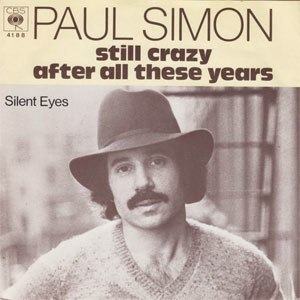 Still Crazy After All These Years (song) - Image: Still Crazy After All These Years single cover