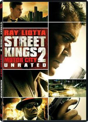 Street Kings 2: Motor City - DVD cover