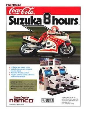 Suzuka 8 Hours (video game) - Suzuka 8 Hours