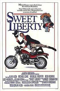 <i>Sweet Liberty</i> 1986 film by Alan Alda