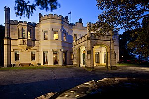 "The Swifts is perhaps ""the grandest house remaining in Sydney"""