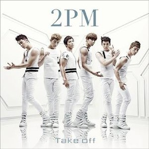 Take Off (2PM song) - Image: Take Off Regular
