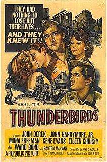 <i>Thunderbirds</i> (1952 film)