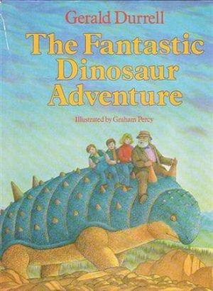 The Fantastic Dinosaur Adventure - First edition