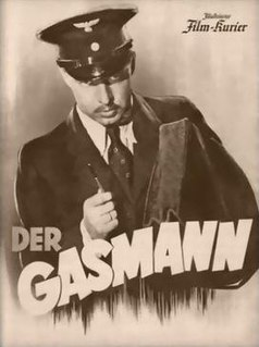 <i>The Gasman</i> 1941 film by Carl Froelich