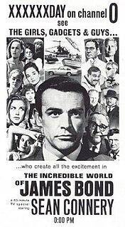 <i>The Incredible World of James Bond</i> 1965 television film directed by Jack Haley, Jr.