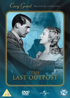 <i>The Last Outpost</i> (1935 film) 1935 film by Charles Barton