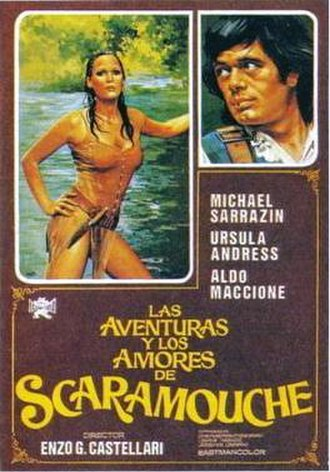The Loves and Times of Scaramouche - Image: The Loves and Times of Scaramouche