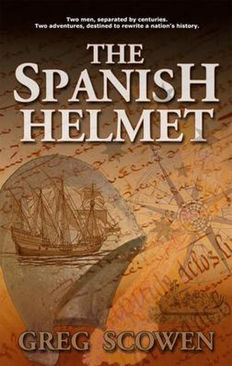 The Spanish Helmet - Cover of first edition 2011
