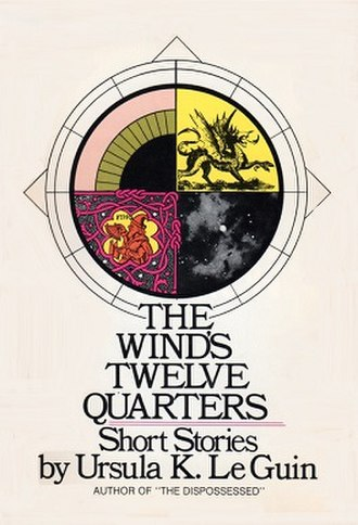The Wind's Twelve Quarters - Cover of the first edition