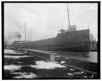 SS Howard L. Shaw - Image: The steamer Howard L. Shaw