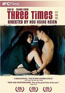 <i>Three Times</i>