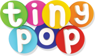 Tiny Pop - Image: Tiny Pop 2011 logo